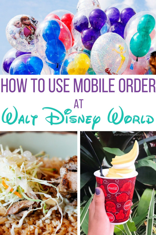 Walt DIsney World dining just got better! Introducing Mobile Ordering at quick service restaurants. Skip the line, order ahead, and pick up your food when you're ready. Read more about how to mobile order food at Disney and see how much time and headache you can save on your next Disney vacation! #disneyworld #disney #traveltips #disneytips #mobileordering #skiptheline #vacationhacks