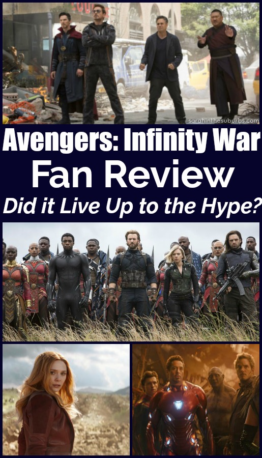 Infinity War is the most highly anticipated Marvel movie to date! Did it live up to the hype? Will fans love it? What about casual fans? Find out all of that and more in this Infinity War Fan Review. Spoilers ahead, so beware! #avengers #infinitywar #marvel #marvelmovies #avengersinfinitywar #superheroes #marvelstudios