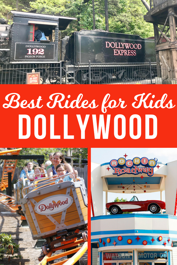 What are the best rides in Dollywood for kids? We've got all the tips you need to know for small thrills, big thrills, and what kids of all ages will like. Read our best rides for kids in Dollywood article to help you plan your trip! #dollywood #dollywoodinsider #dollywoodrides #ridesforkids #familytravel #southerntravel #traveltips #themeparktips
