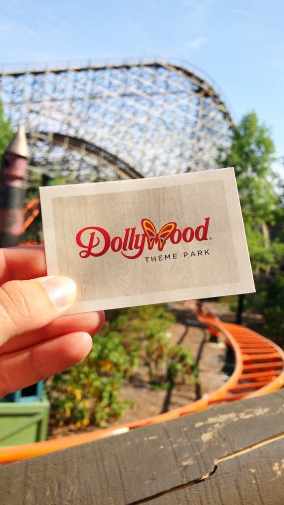 Dollywood Theme Park Ticket
