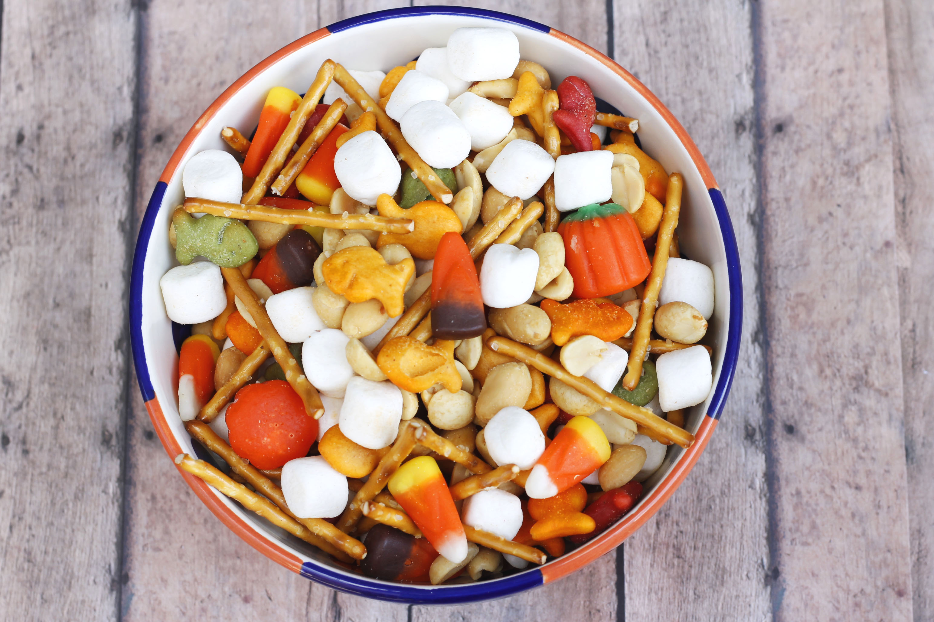 Fall Festival Mix is the perfect road trip snack.