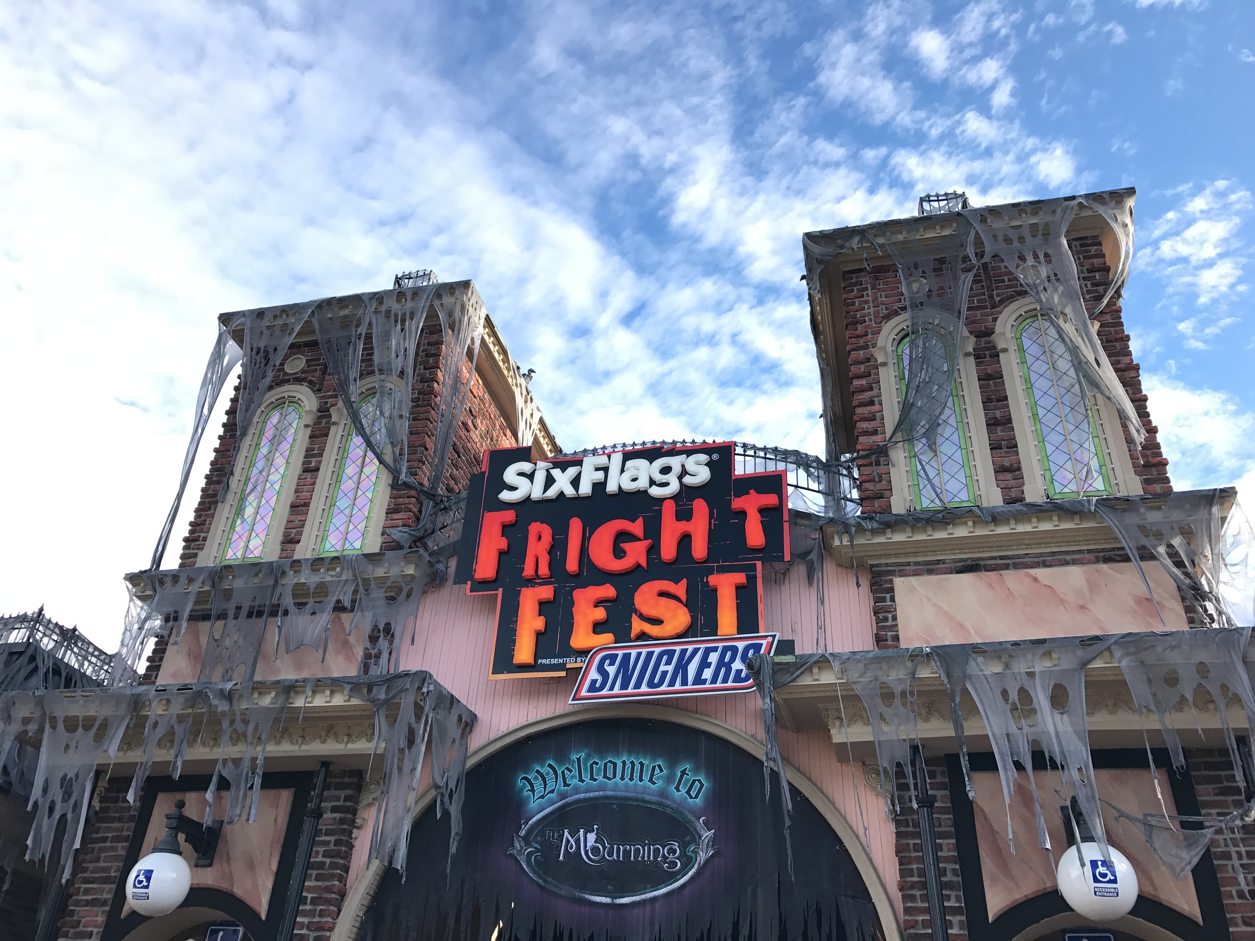 Fright Fest 2016 at Six Flags Over Georgia