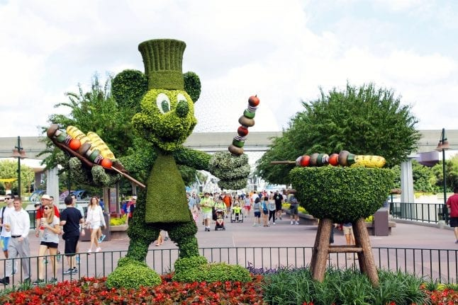 Epcot Food and Wine Festival with Kids