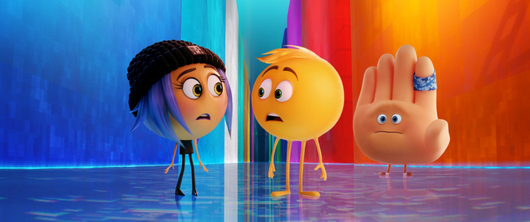 The Emoji Movie is a hilarious animated adventure.