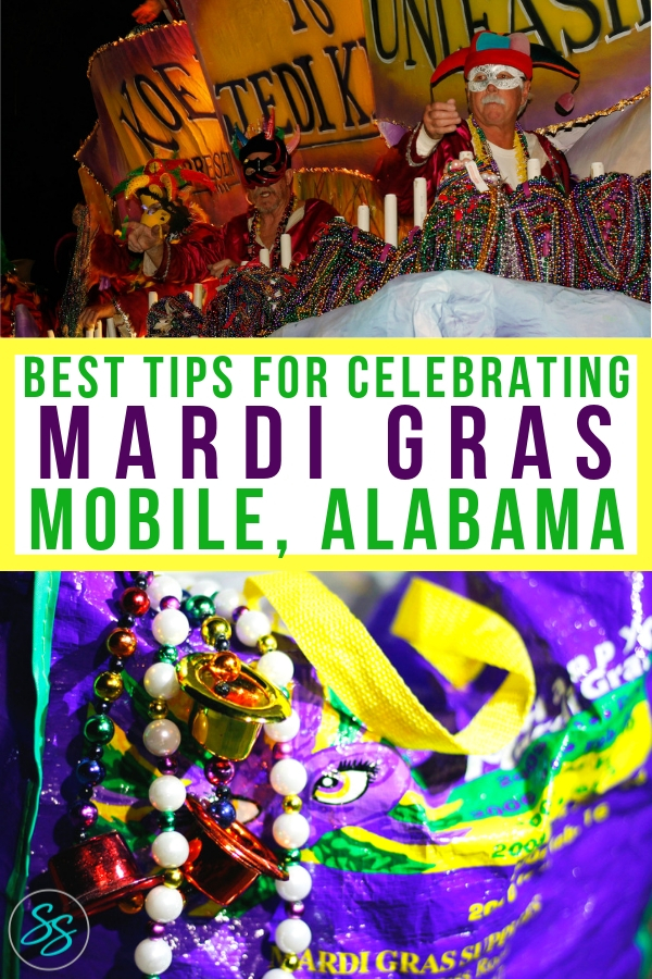 Take the family to Mardi Gras! Yes, you read that right. Families can enjoy a Mardi Gras experience that is family friendly and fun! Check out what to do and see during the Mardi Gras celebrations happening all month in Mobile, Alabama. #mardigras #mobile #alabama #southerntravel #alabamtravel #familytravel