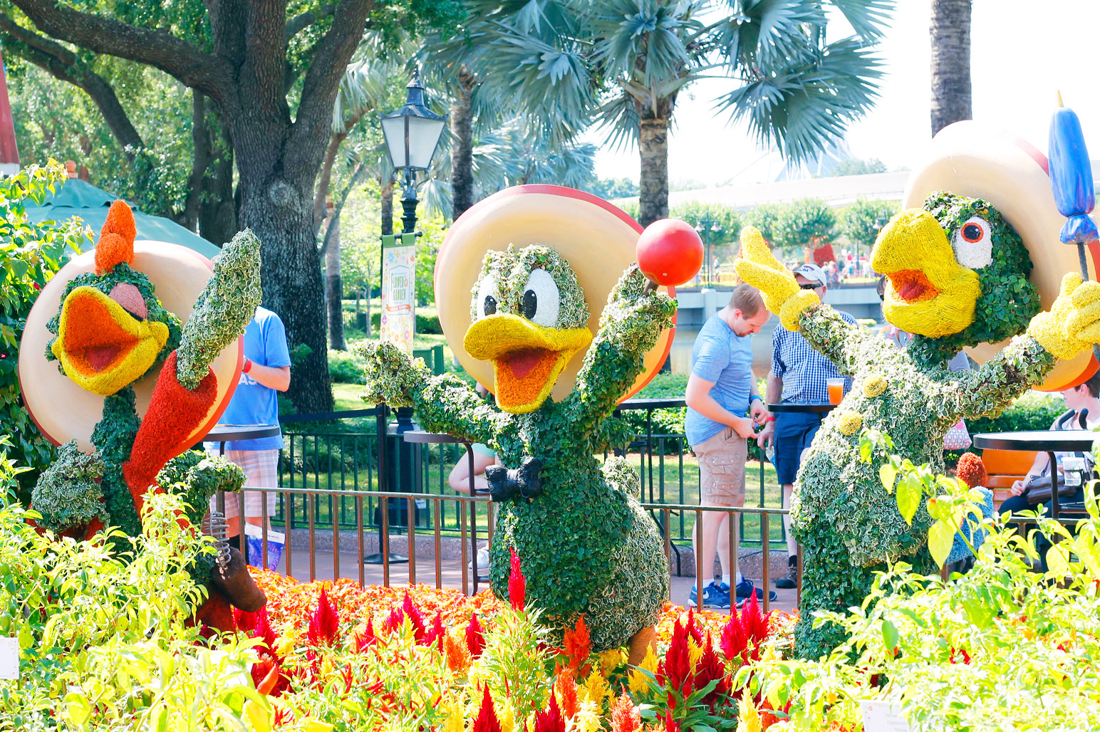 Flower and Garden festival at Epcot is a must see Disney Parks event in 2019!