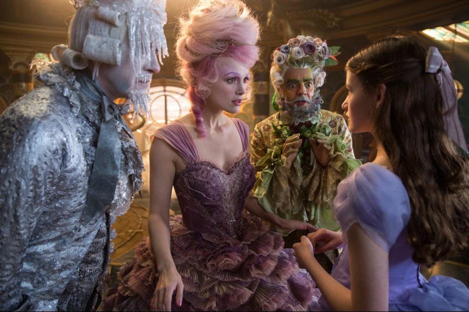 Nutcracker and the Four Realms film still