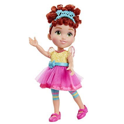 Fancy Nancy feature doll makes a great Christmas gift.