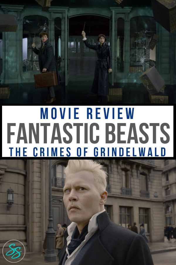 See the newest Wizarding World movie Fantastic Beasts The Crimes of Grindelwald ASAP! Is it worth ticket prices? Is it ok for kids to see? I answer that and more in my Fantastic Beasts The Crimes of Grindelwald movie review. #moviereview #fantasticbeasts #fantasticbeastsmovie #harrypotter #wizardingworld #fantasticbeastsmoviereview #potterhead #harrypotterfan