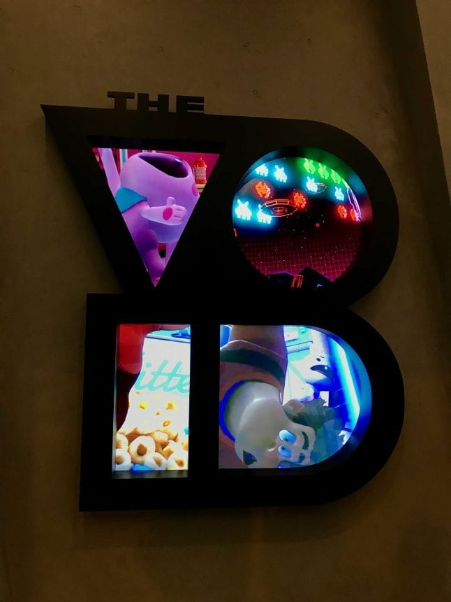 Ralph Breaks VR now at The Void at Disney Springs.
