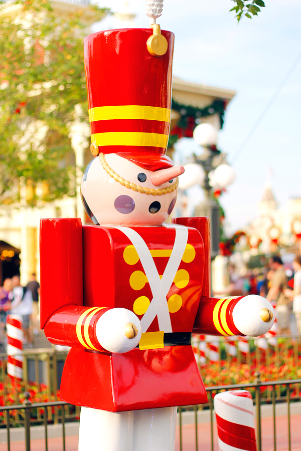 Main Street USA Nutcracker