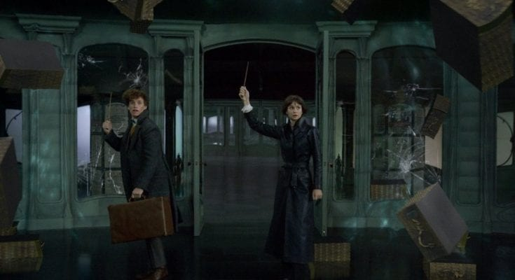 Breaking into the Ministry of Magic in The Crimes of Grindelwald