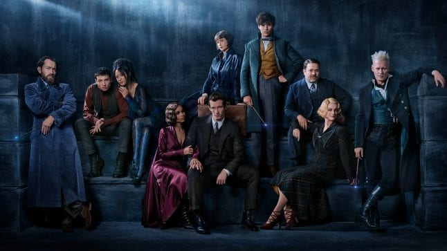 Cast of The Crimes of Grindelwald
