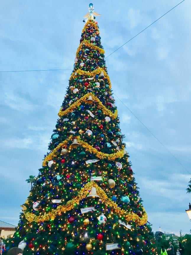 What is Epcot Festival of the Holidays? It celebrates Christmas, Hanukkah, and Kwanzaa!