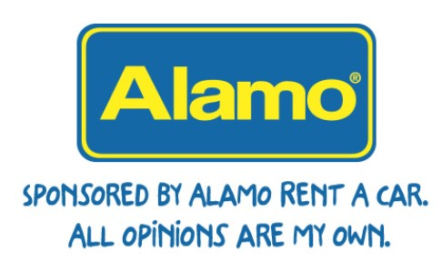 This post is sponsored by Alamo Rent A Car.