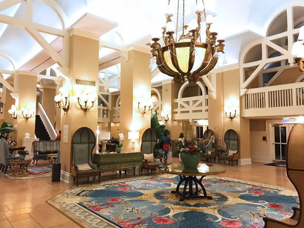 Visit a new resort! It's one of the best things to do at Disney World without a part ticket.