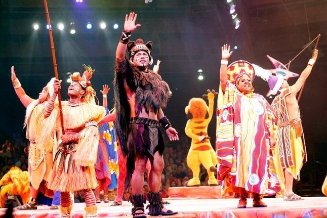 Celebrate the 25th anniversary of The Lion King at Animal Kingdom!