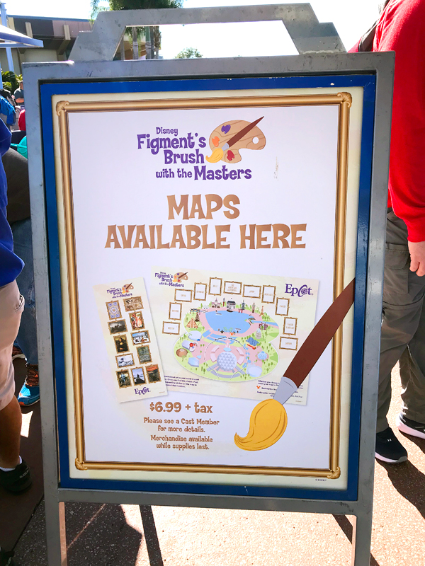 Figment has a scavenger hunt at Festival of the Arts.