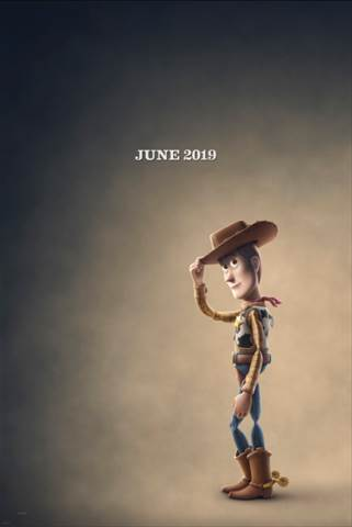 A Disney movie in 2019 will be Toy Story 4.