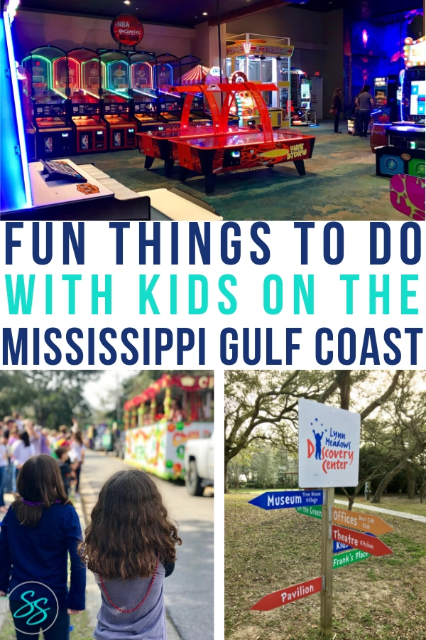 What is there to do with kids in Mississippi? A lot! Check out these ideas for fun things to do with kids on the Mississippi Gulf Coast. #mscoastlife #ad #msgulfcoast #visitmississippi #traveltips #familytravel
