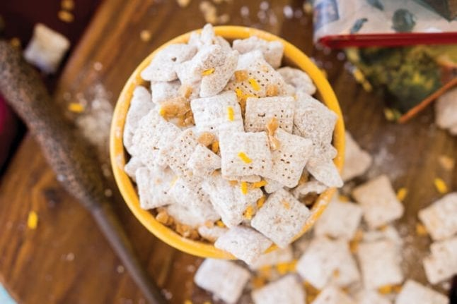Harry Potter Muddy Buddies