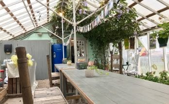 One of the best places to eat on the Mississippi Gulf Coast is The Greenhouse on Porter.