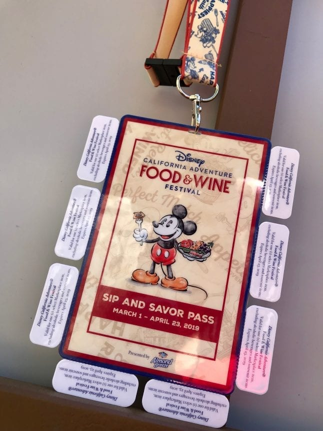 Save money and time with the Sip and Savor Pass! Discounts available for Annual Passholders!