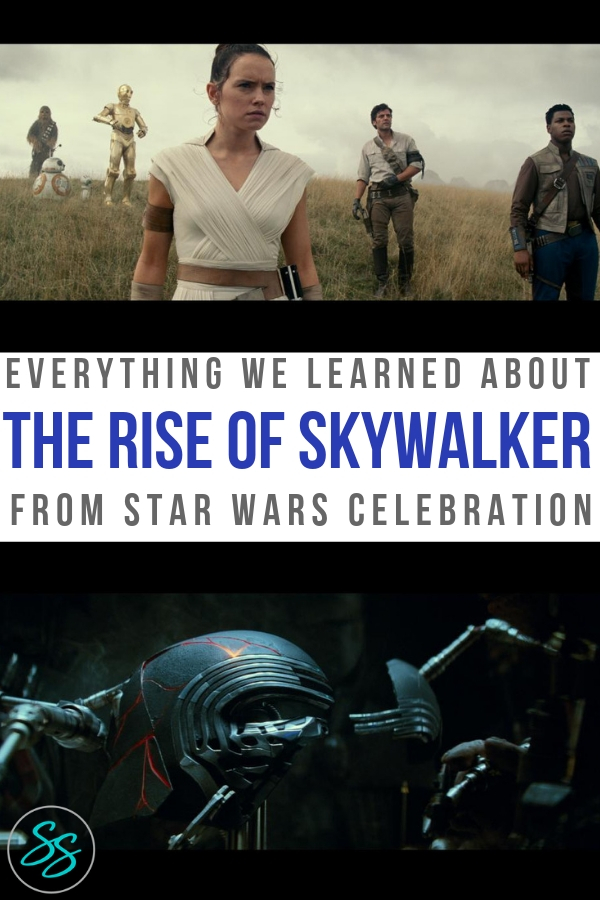 Star Wars Celebration brought us a teaser and a title! Here's what we learned about Episode IX. #starwars #theriseofskywalker #episodeix #lucasfilm