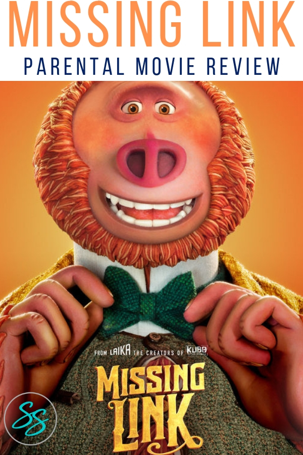 Is the Missing LInk movie ok for kids? Read this family friendly parental review to know before you go! #MissingLink #MissingLinkFilm #AnimatedMovie #AtTheMovies #MovieReview