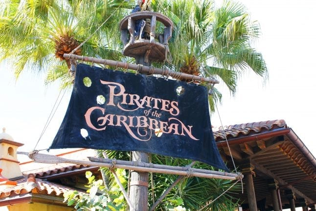 Pirates of the Caribbean is a Magic Kingdom classic.