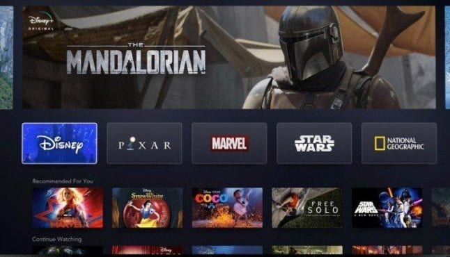 So many great series will be included in Disney + streaming!
