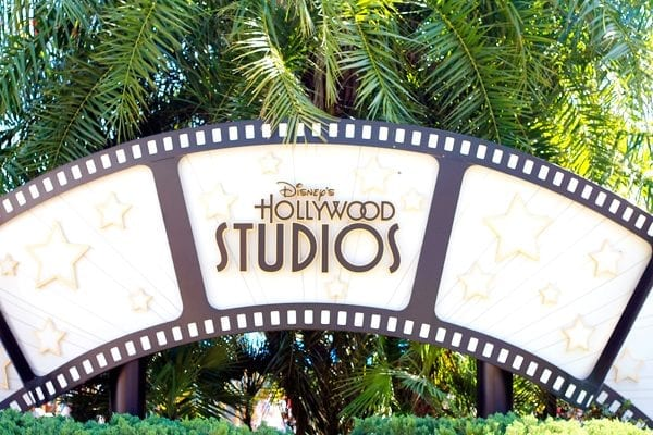 Hollywood Studios at Disney World