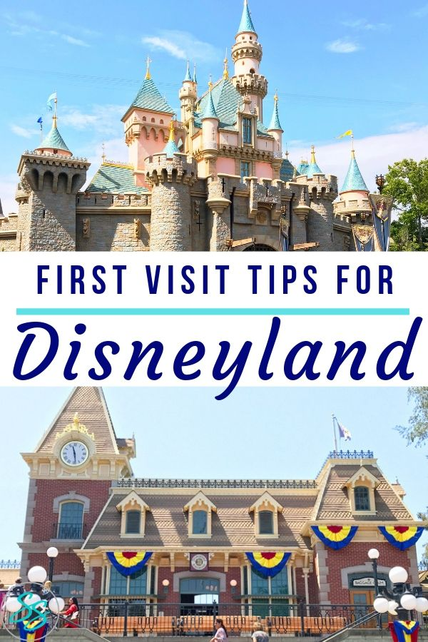First visit tips for Disneyland are crucial! It is so different than Disney World. Find out how to best use your time on your first visit. #disneyland #disneytravel #disneylandtips #disneyfirstvisit
