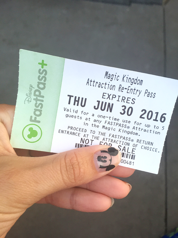 Paper FastPasses are now in the past as FastPass+ makes way for My Disney Experience.