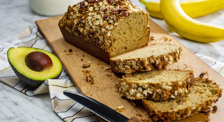 Banana bread recipe inspired by Disney's Lion King movie.