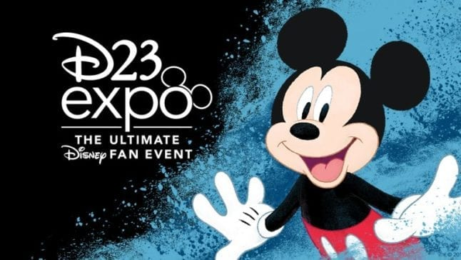 D23 Expo Fan Event