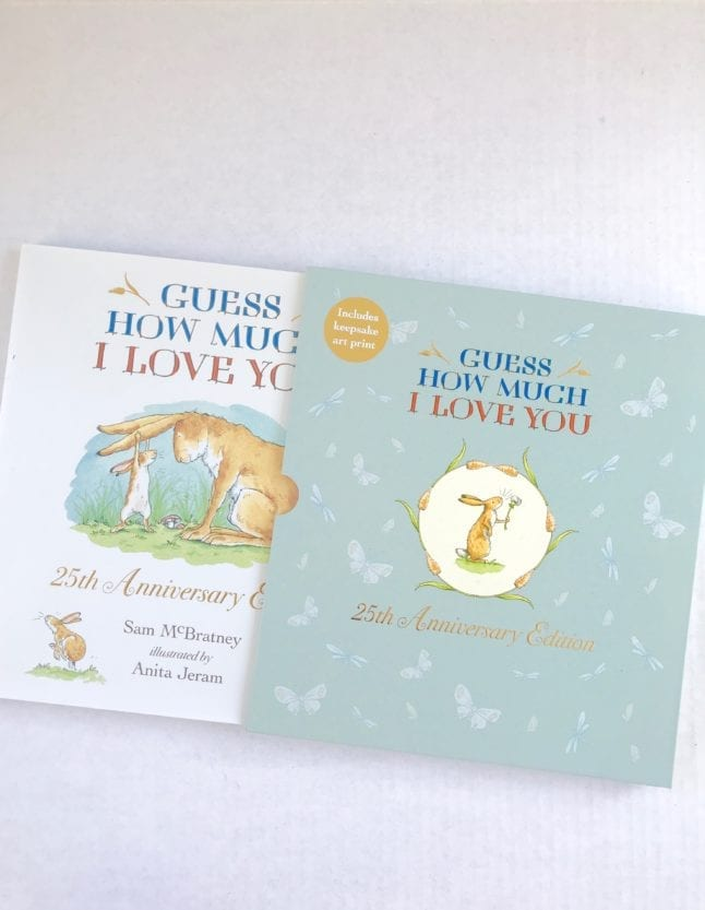 Classic books are a great baby shower gift for new moms!