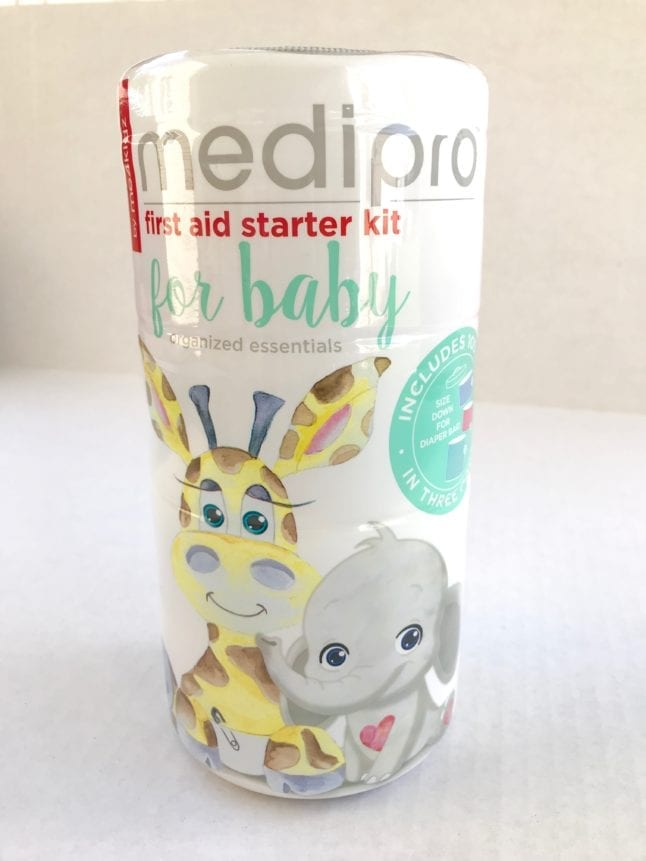 First aid kits are an essential product for new moms!