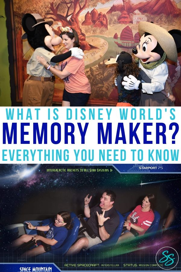 What is Memory Maker? What are the benefits of having it? Read this post to find out everything you need to know! #disneyphotos #disneytravel #wdw #disneyworld #familyphotos