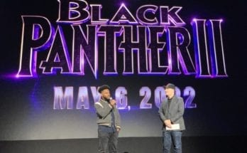 Black Panther 2 announced a release date at D23!