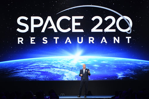 Space 220 Restaurant coming to Epcot in 2020!