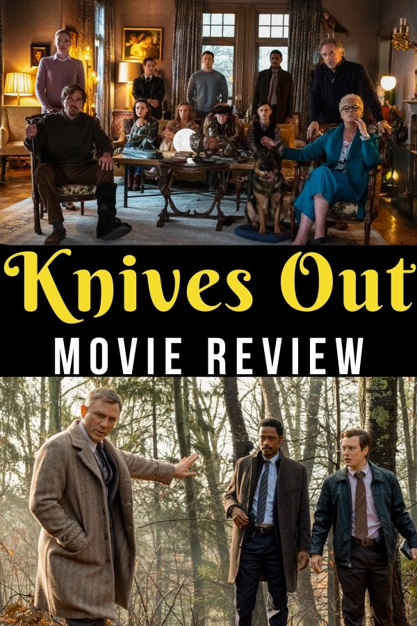 Knives Out is now in theaters. Should you see it or wait for it to come to Redbox? Read our review and decide for yourself. #knivesout #moviereview #movietheater #payorwait