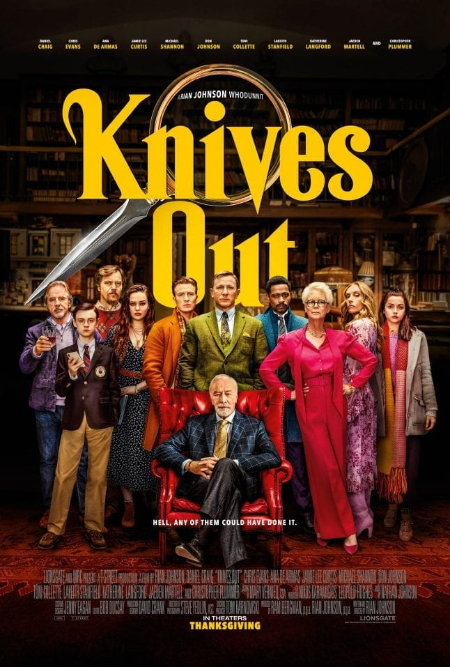 Knives Out Final Poster
