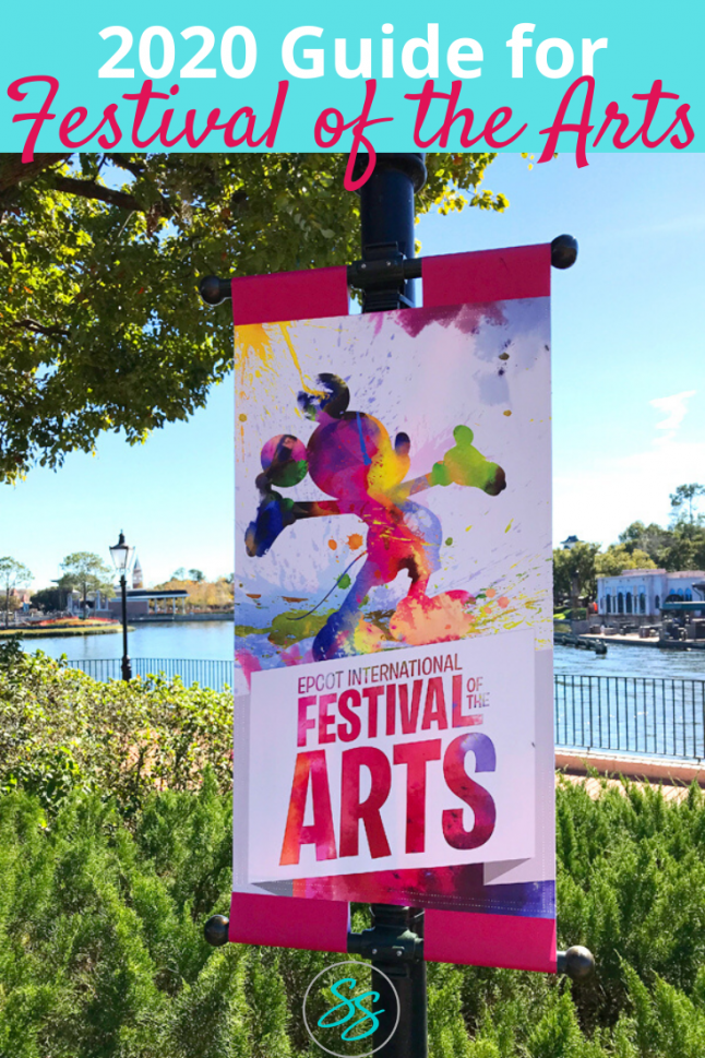 Love Epcot festivals? Then check out this complete guide to the Epcot International Festival of the Arts! We've got tips on what to do, what to eat, and what to drink! #disneytravel #disneytips #epcottips #foodguide