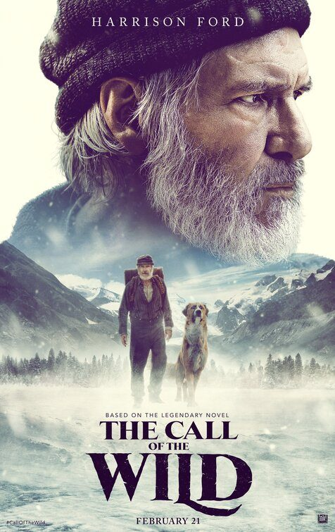 Theatrical poster for The Call of the Wild