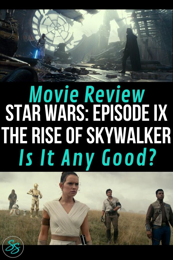 Critics and fans disagreed on the last Star Wars film, and The Rise of Skywalker is no different. Is it a good movie? Is it a bad movie? Read this critical review from a long time fan of the Star Wars franchise and see for yourself! #moviereview #starwars #theriseofskywalker