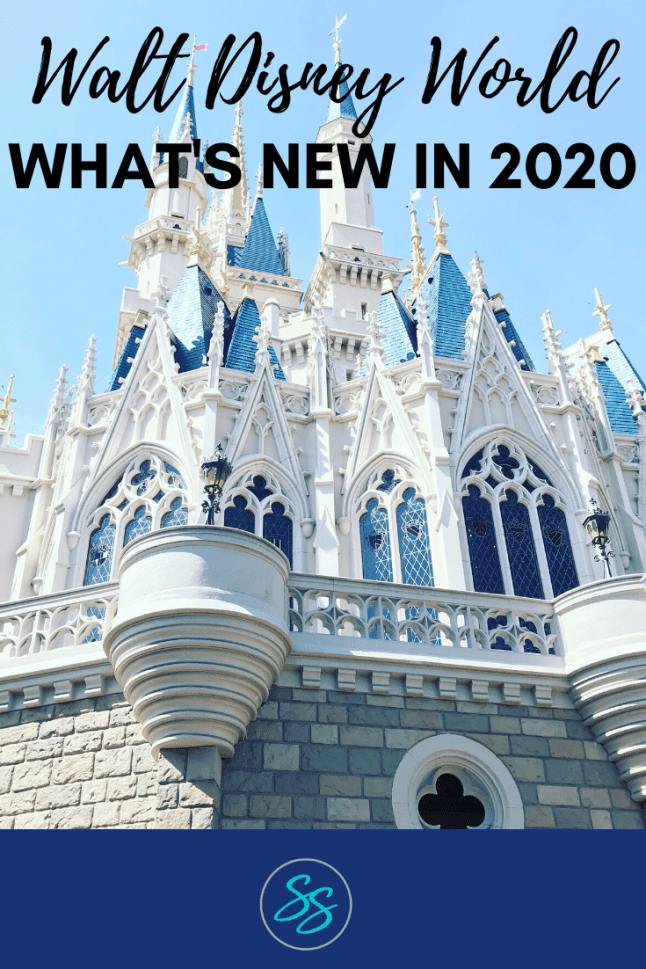 What's new at Disney World this year? New rides, new restaurants, and more! Check out these 20 new things to do at Disney World in 2020! #disneytravel #disneyworldtips #disneytraveltips