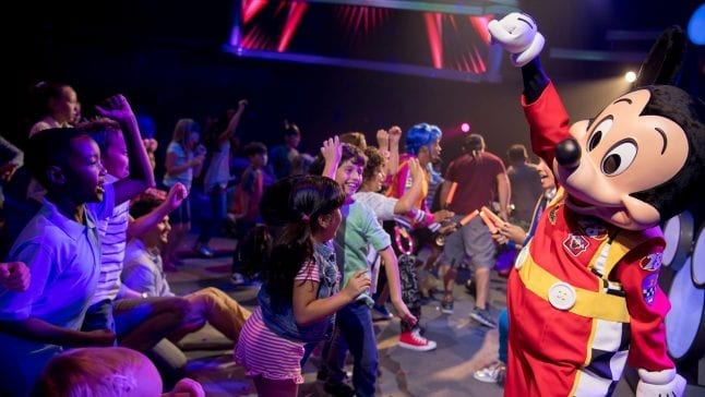 Disney Junior Dance Party is a perfect show for preschoolers and toddlers!