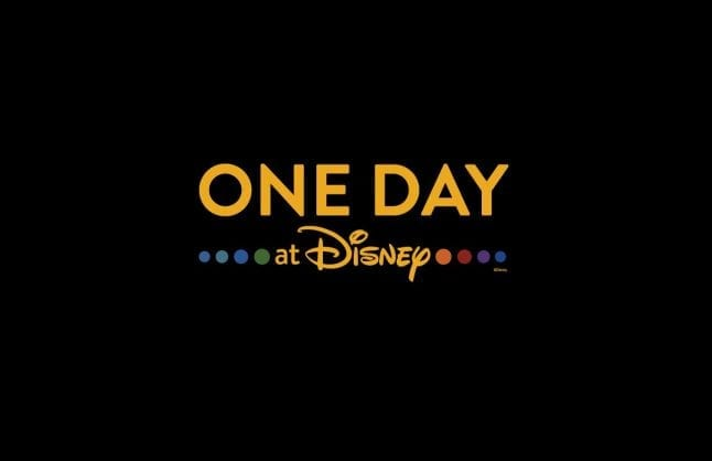 One Day at Disney title image