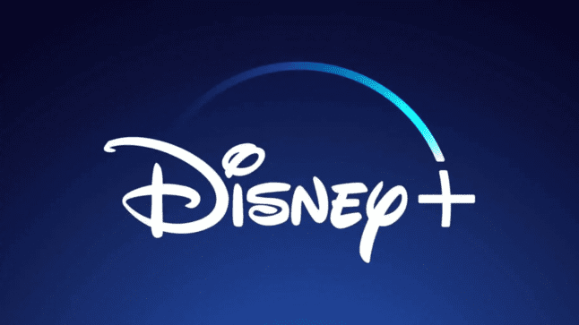 Disney Plus streaming service logo